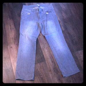 Grey CAbi jeans